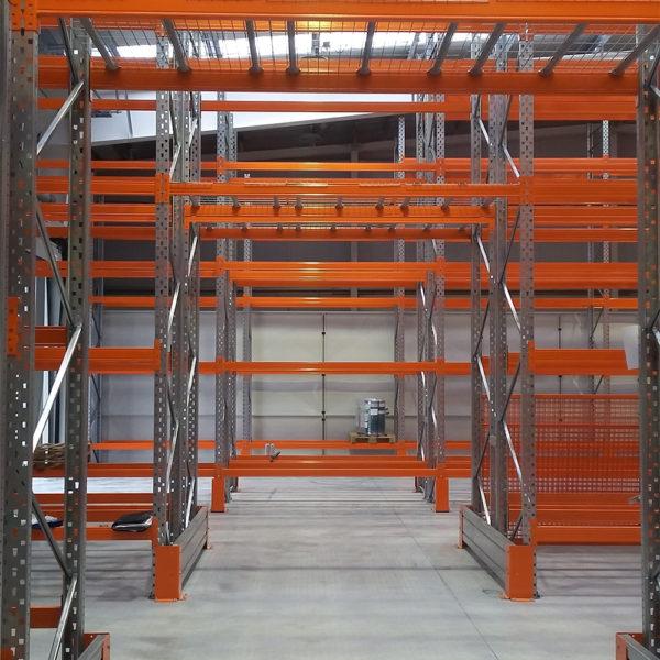 rayonnage industriel aed