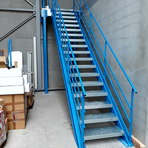plateforme de stockage Belgique