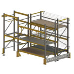 stockage palettes aed